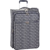 "Cruise Control 25"" Rolling Expandable Upright Suitcase"