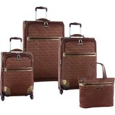 Auto Pilot 4 Piece Luggage Set