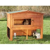Rabbit Hutch with Attic