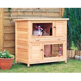 2-Story Rabbit Hutch
