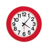 "12.75"" Diameter Wall Clock"