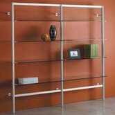 Envision&reg; 84&quot; H Four Shelf Section/Starter Section Storage System with 4 Shelves