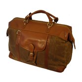 Waxed Canvas Shorthorn Weekener Duffel