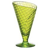 Bormioli Rocco Gelato Ice Cream Cup in Lime Green