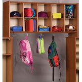 Eco Laminate 10 Cubby Wall Storage