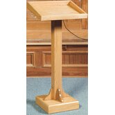 T-30 Recessed Top Lectern