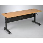 "60"" W Flipper Table with Optional Seating"