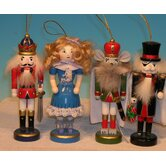 Nutcracker Suite Nutcracker Ornament (Box of 4)