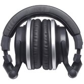 Professional DJ Monitor Swivel Earpiece Headphones
