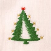 Tree Guest Towel