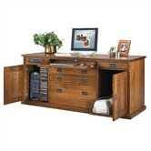 Craftsman Home Office 72&quot; W Office Credenza