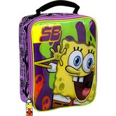 Nickelodeon SpongeBob SquarePants 10th Anniversary Lunch Bag