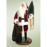 Santa Figurine