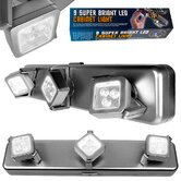 Three Head LED Under Cabinet Light (Set of 3)