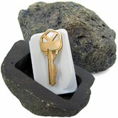 Hide-A-Key Lock Rock (Set of 2)