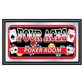 Four Aces Mirror Poker Room