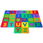 Foam Floor Alphabet Puzzles Mat