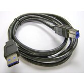 "72"" USB 3.0 A Male To B Male Cable"