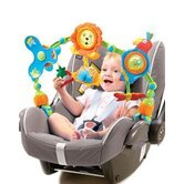 Musical Nature Car Seat Toy