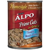 Prime Cuts with Chicken Wet Dog Food
