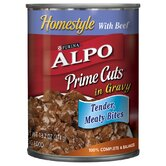 Prime Cuts with Beef Wet Dog Food