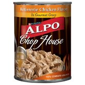 ChopHouse Rotisserie Chicken Flavor in Gourmet Gravy Wet Dog Food