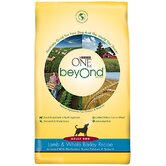 Beyond Lamb / Barley Dry Dog Food (15-lb bag)