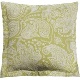 Persian Polyester Filled Cushion in Lime