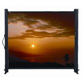 Amsterdam Tabletop Screen - 1:1 Format 50&quot; Diagonal