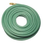 Single Line Welding Hoses - r 1/4x1 green single line bulk hose 750'