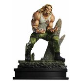 Sabretooth Street Clothes PX Statue