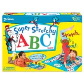Dr. Seuss Super Stretchy ABC Game