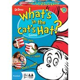 Dr Seuss What's in the Cat's Hat Game