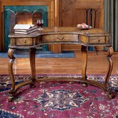 Heritage Crescent - Shape Writing Desk