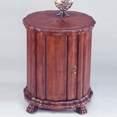 Plantation Cherry Drum End Table