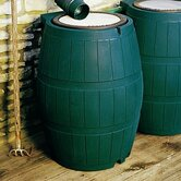 Rain Barrels and Composters