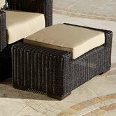 Resort Ottoman with Cushion