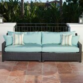 Bliss Sofa with Cushions
