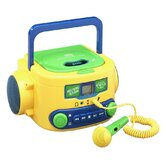 Audio CD Player for Early Childhood