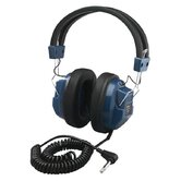 2900 Series Dynamic Headphones with Coiled Cord