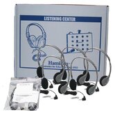 Personal Headset Lab Pack with Carry Box
