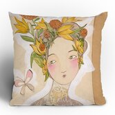 Cori Dantini Beauty On The Inside Throw Pillow
