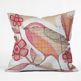 Cori Dantini Wee Lass Throw Pillow