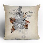Iveta Abolina Floral 2 Throw Pillow