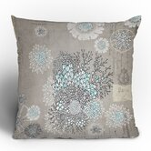 Iveta Abolina French Blue Throw Pillow