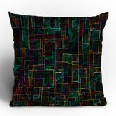 Jacqueline Maldonado Matrix Throw Pillow