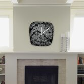 CityFabric Inc Paris Modern Clock