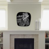 CityFabric Inc San Francisco Modern Clock