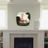Anderson Design Group San Francisco Modern Clock