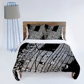 CityFabric Inc NYC Midtown Duvet Cover Collection
